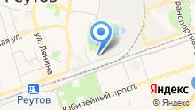 Avtoreut на карте