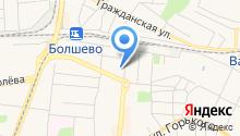 АпроксиСтрой на карте