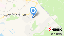 Мобильная шиномонтажная мастерская на карте