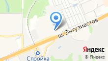 M-City на карте