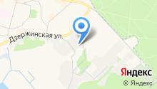 У Олега на карте