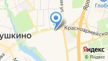 Дзержинец, ЖСК на карте
