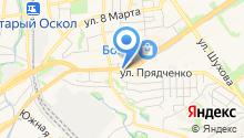 М.Градо на карте