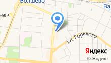 Королёвский расчетно-кассовый центр №3 на карте