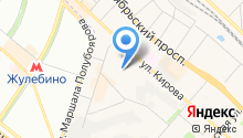 ЛЮБЕРЕЦКАЯ ФЕДЕРАЦИЯ ЧЕРЛИДИНГА, РОО на карте