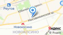 Спорт-Сервис на карте