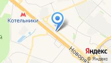 Автостандарт+ на карте