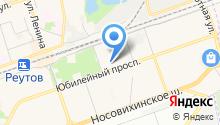 Подворье на карте