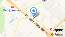 Макдоналдс на карте