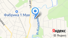 Алтерма на карте