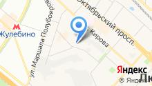 Бизнес-М на карте