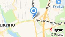 СИАД на карте