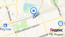 Домашняя на карте