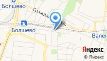 Агентство Вереск - Банкротство физических лиц на карте