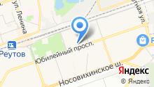 ПРОманикюр на карте