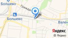 АГЕНТСТВО ВЕРЕСК-ОМ на карте