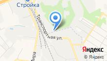 Аква-Спорт на карте