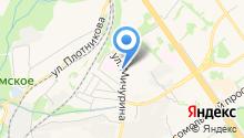 Белгородгеодезия на карте