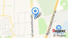Храм Сретения Господня в Пушкино на карте
