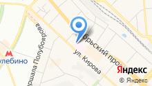 Люберецкая районная больница №2 на карте
