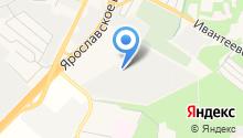 Itella на карте