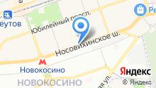 ДонерДрайв на карте