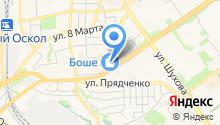 PUNTO на карте