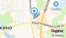 CAR-ZAP на карте