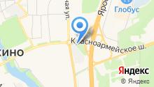 МагБургер на карте