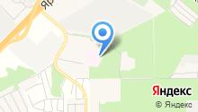 Детский бронхолегочный санаторий №68 на карте