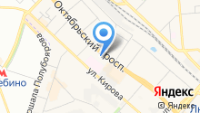 Гостиница для собак на карте