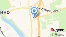 Пушкинская районная станция по борьбе с болезнями животных на карте