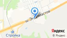 Банкомат, Московский кредитный банк, ПАО на карте