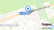 Астра-Декор на карте