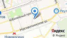 Legal.Perm на карте
