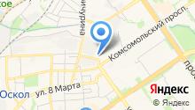 Диамонд С на карте