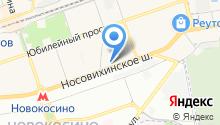 СК РИФ на карте