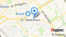 Ариа Инвертор на карте