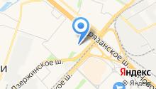 Автостекло-м5.рф на карте