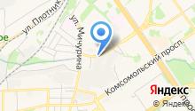 SPSR на карте