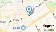 ВладМиВа на карте
