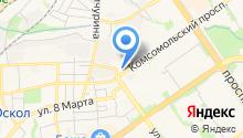 АвтоПан на карте