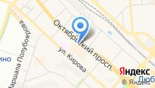 Гранд Юнион на карте