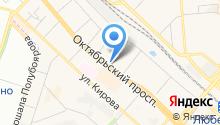 АстроДент на карте