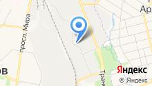 Аква-С на карте