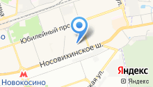 Toolking на карте