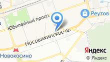 Моя кружка на карте