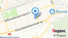 РИТМ-СЕРВИС на карте