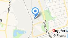 Ростакс на карте