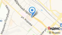 VIP Collection на карте
